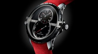 SW Steel-Ceramic: Jaquet Droz goes red Trends and style
