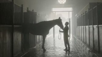 Video. Backstage of the new Longines horseracing TV spot