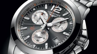 A gagner sur WorldTempus, la montre Conquest 1/100th Roland Garros Art et culture