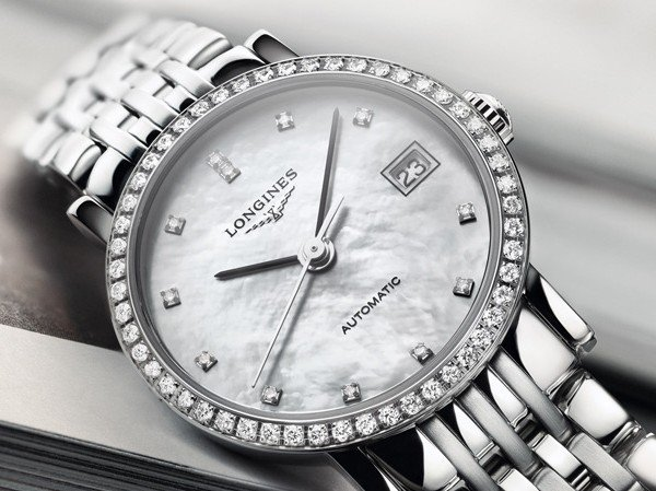 Longines - Elegant collection, ref. L4.309.5.88.7 and L4.309.0.87.6