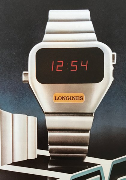 1960—2000: 40 Years Of Glamour Watches