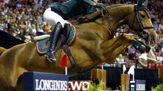 Longines FEI World Cup™ Jumping Final