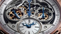Reinventing the face of the chronograph