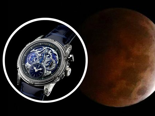 Louis Moinet - Memoris Red Eclipse