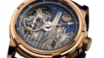 Baselworld 2014 : Astral cities