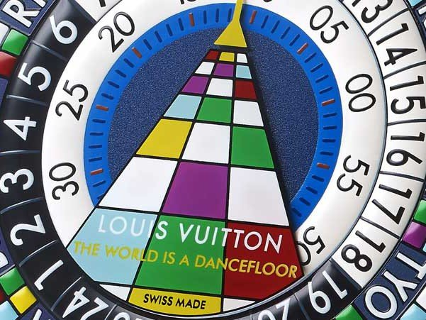 Louis Vuitton - Only Watch 2015