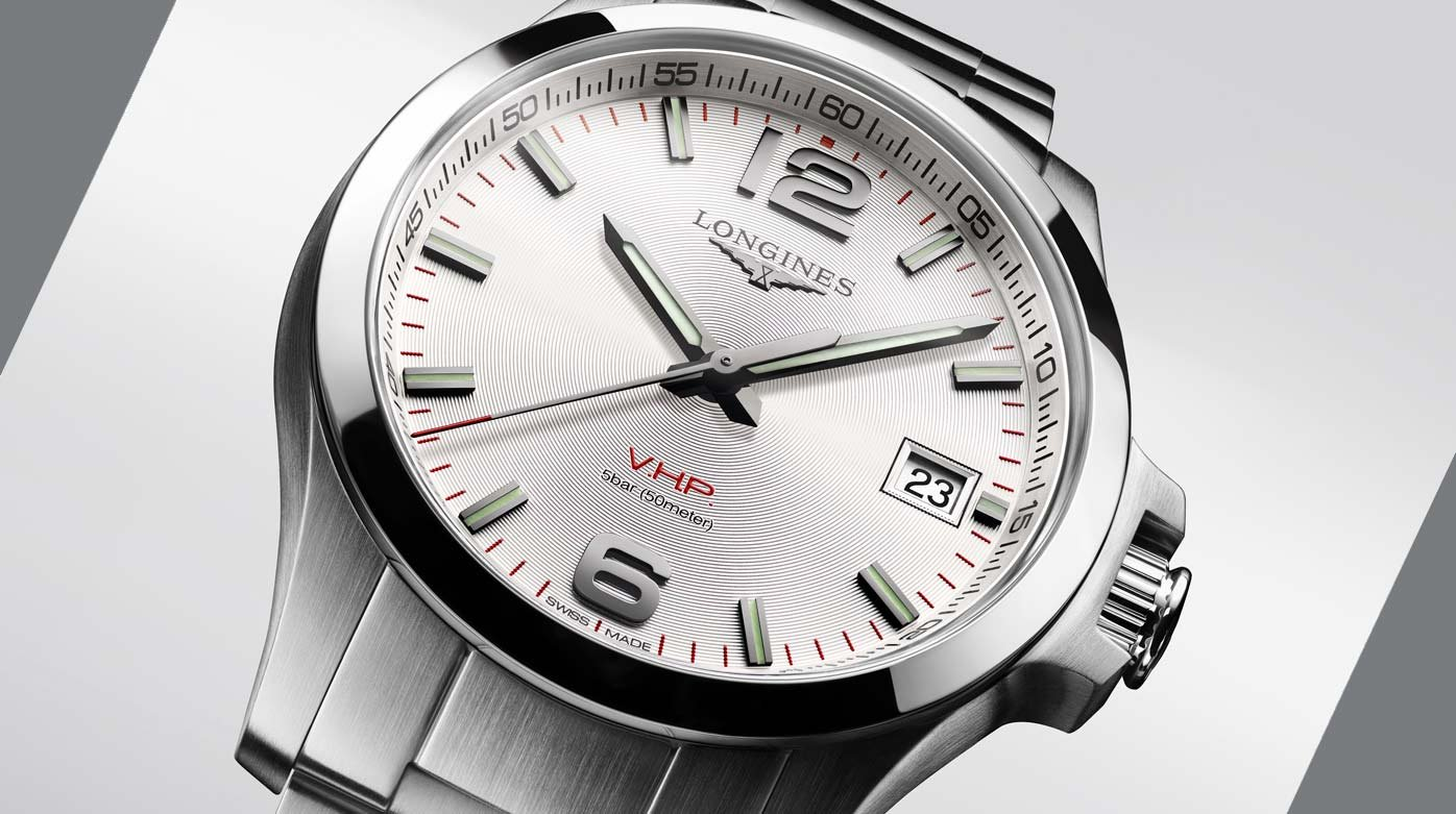 Longines - Conquest V.H.P. Very High Precision