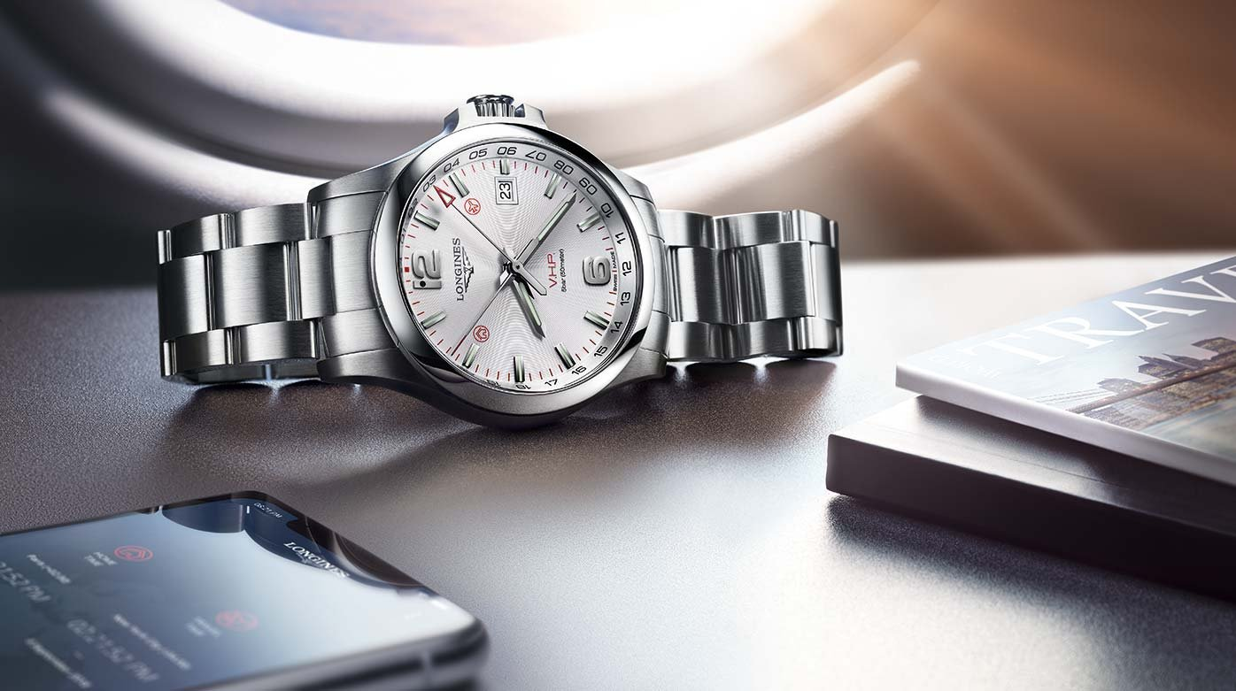 Longines - Newsflash from Longines - Trends and style - WorldTempus 7f5ba5a2af