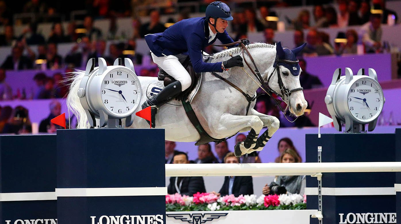 Longines - Longines Masters of Paris
