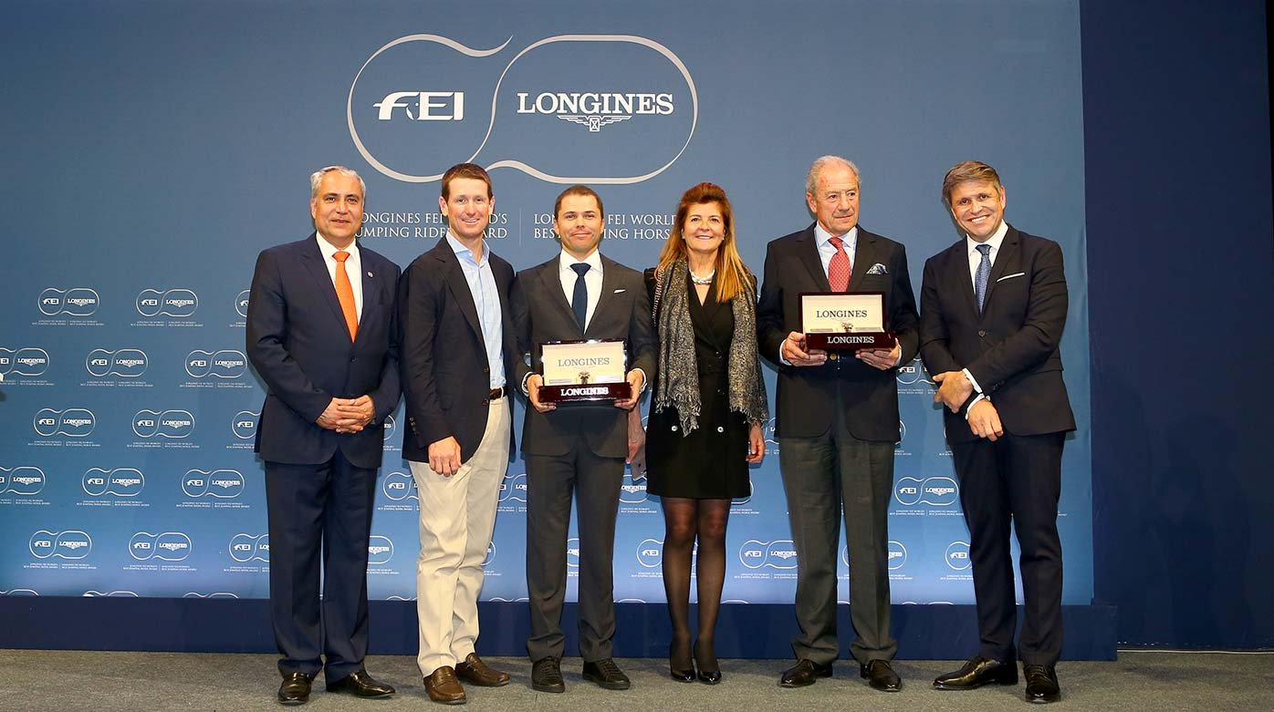 Longines - Longines FEI World's Best Jumping Rider & Horse Awards 2017