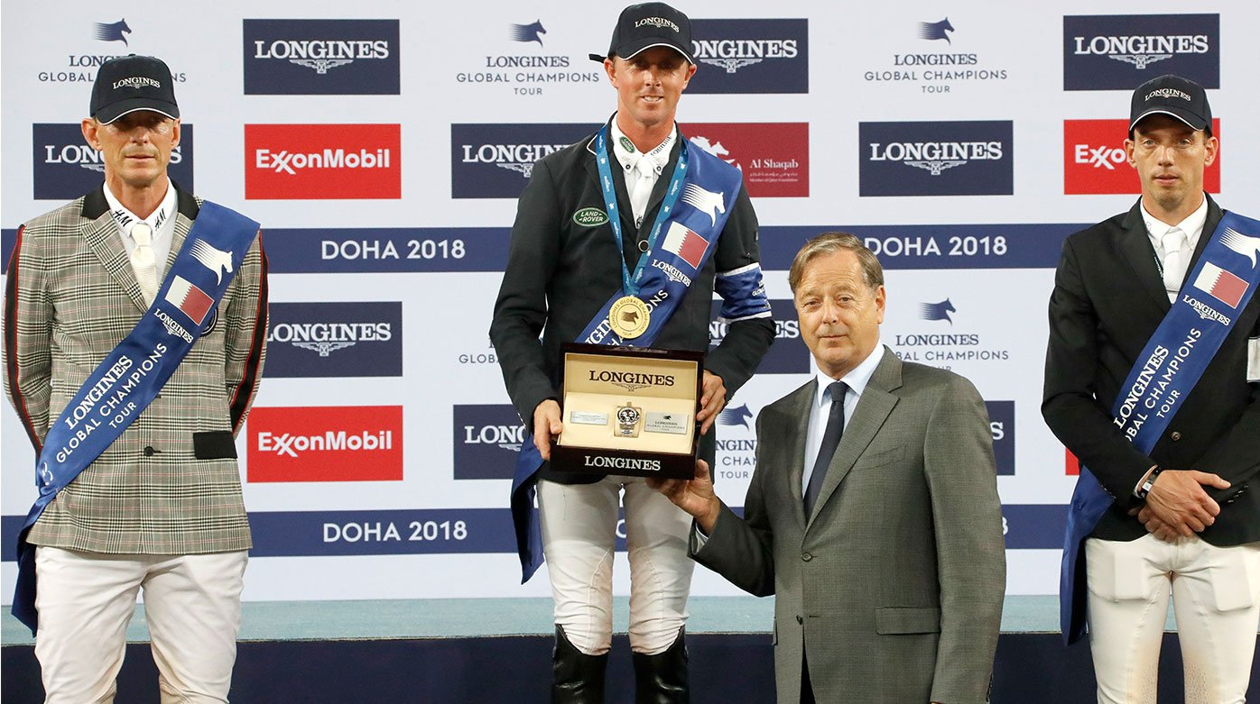Longines - Longines Global Champions Tour of Doha