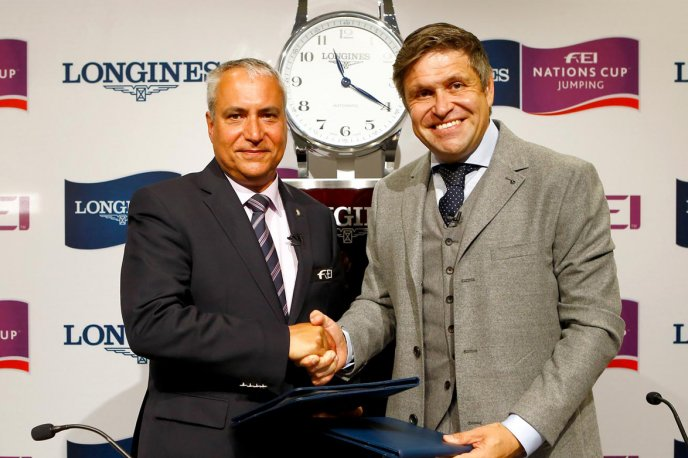 Long-term title partner of FEI Nations Cup Industry News