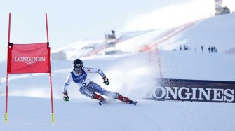Highlight of the 4th edition of the Longines Future Ski Champions Race