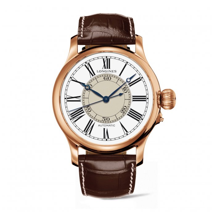 Longines - The Longines Weems Second-Setting Watch