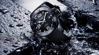 HydroConquest, black ceramic