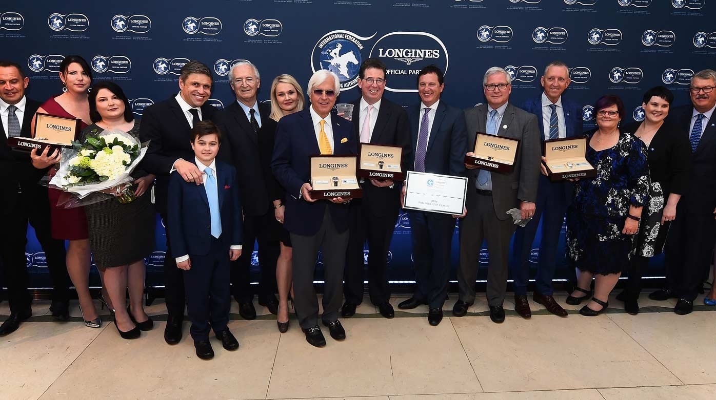 Longines - Longines World's Best Racehorse 2016 and Longines World's Best Horse Race 2016