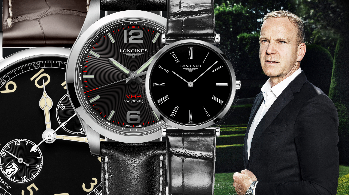 Longines - Ten Minutes With Matthias Breschan: Discover The Man Behind Longines