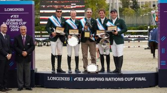 Longines FEI Jumping Nations CupTM Final Sport