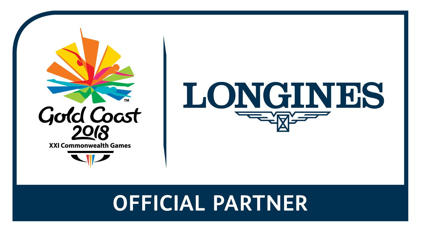 Longines - Gold Coast 2018 Commonwealth Games