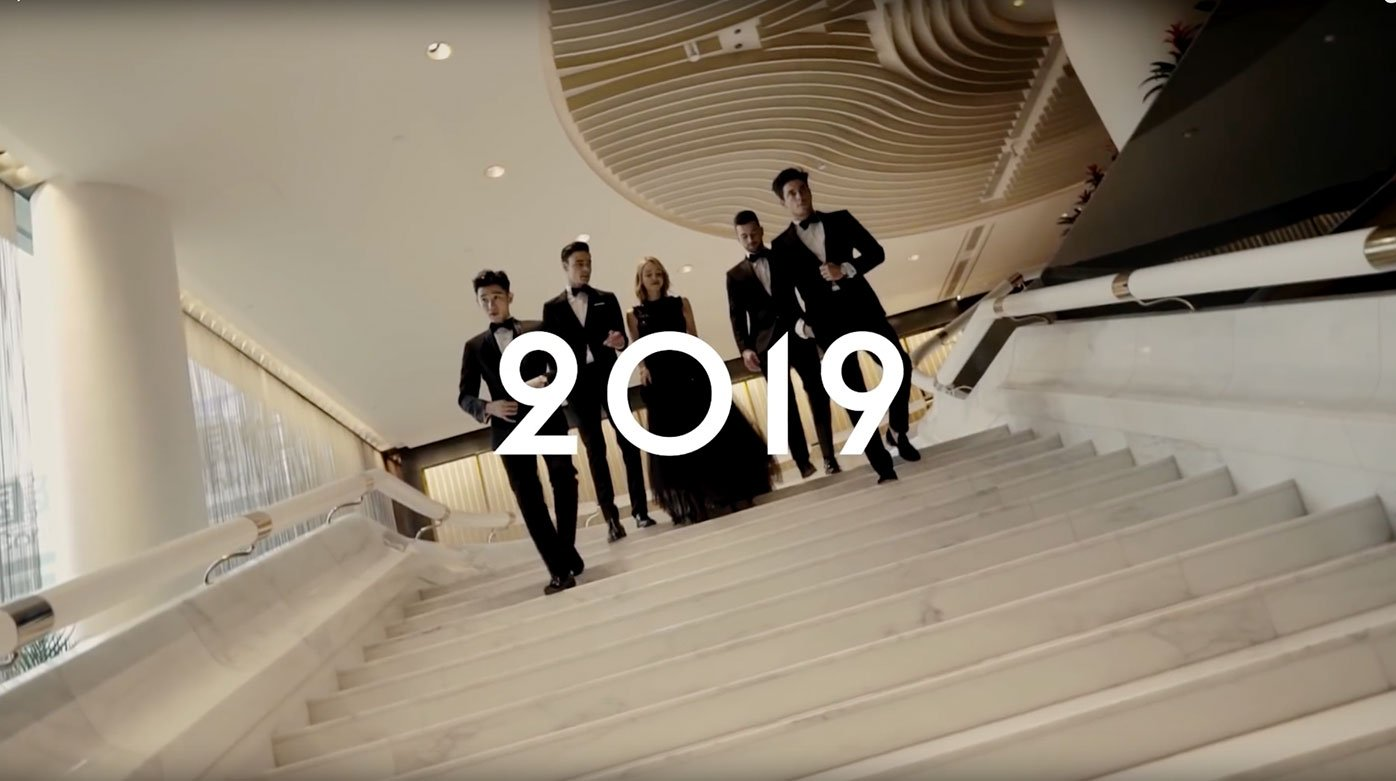 Longines - Get ready for 2019