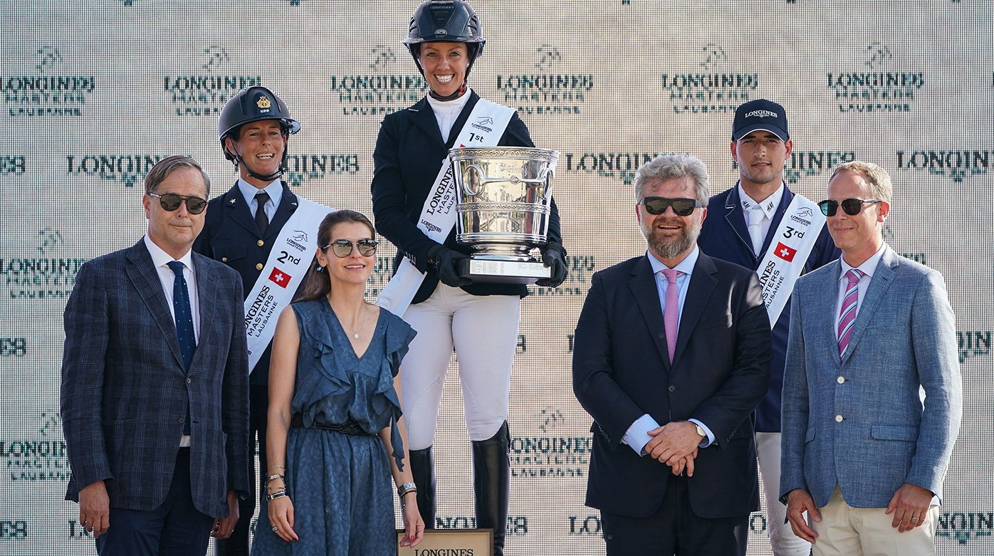 Longines - The first Swiss edition of the Longines Masters