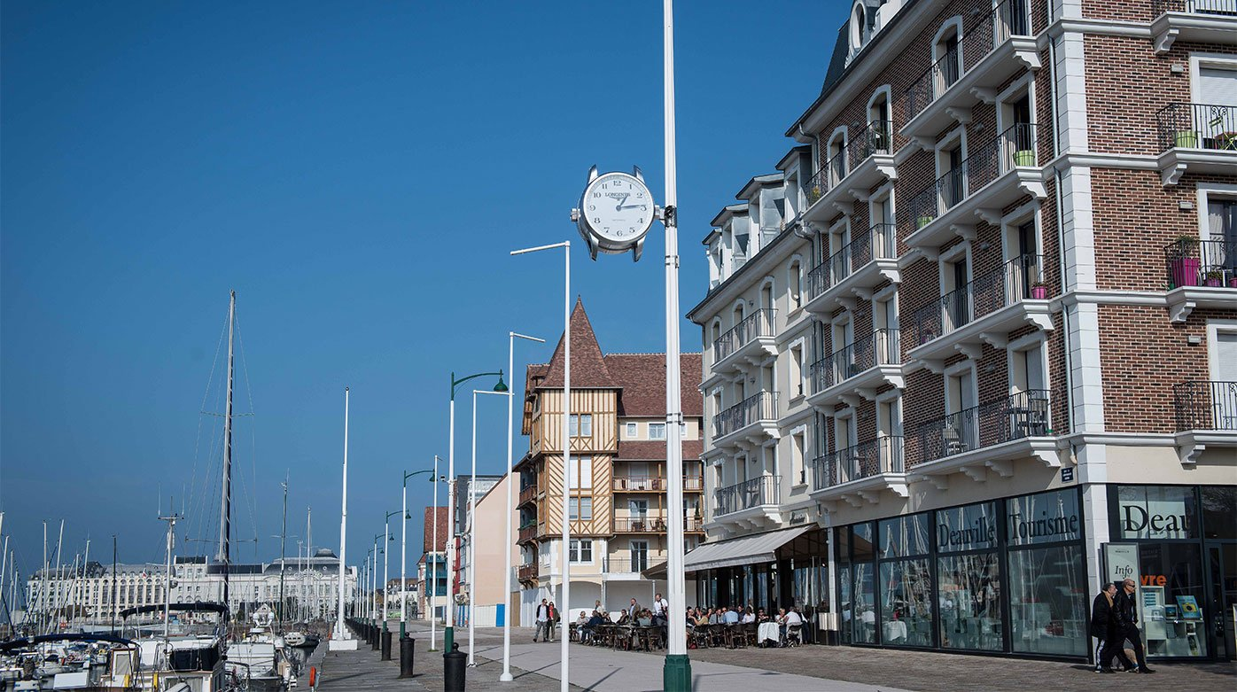 Longines - Official Partner of Deauville, France