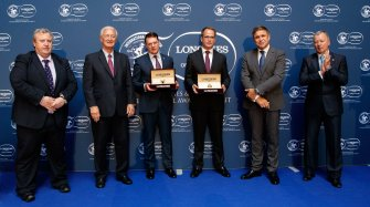 2018 Longines and IFHA  Sport