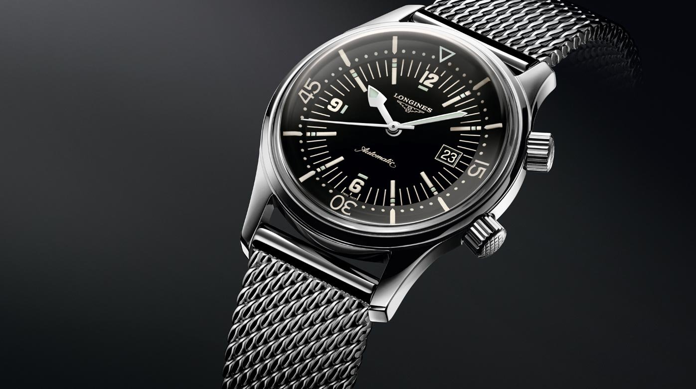 Longines - The Longines Legend Diver Watch