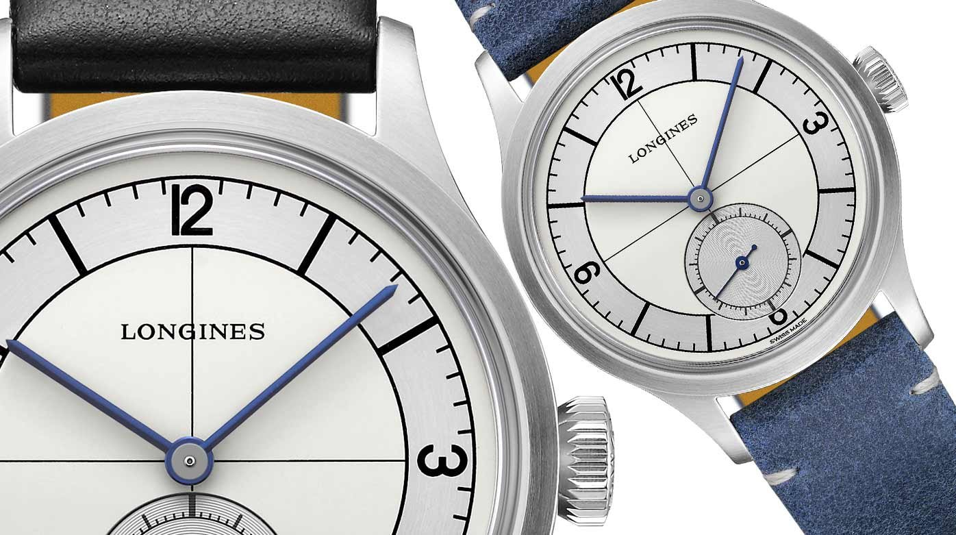 Longines - Longines Heritage Classic: Immersion in the 1930s