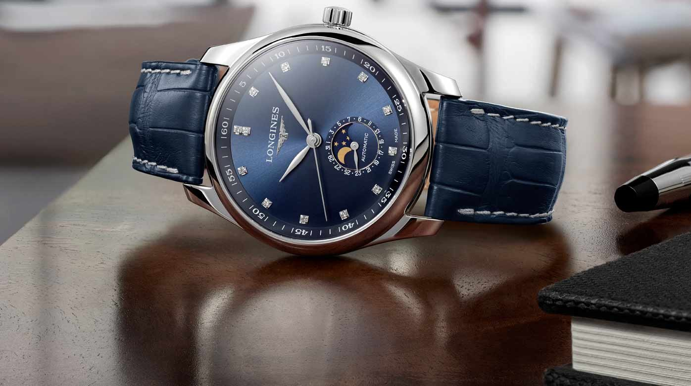 Longines - The Longines Master Collection Phases de Lune