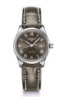The Longines Master Collection Gris Soleillé