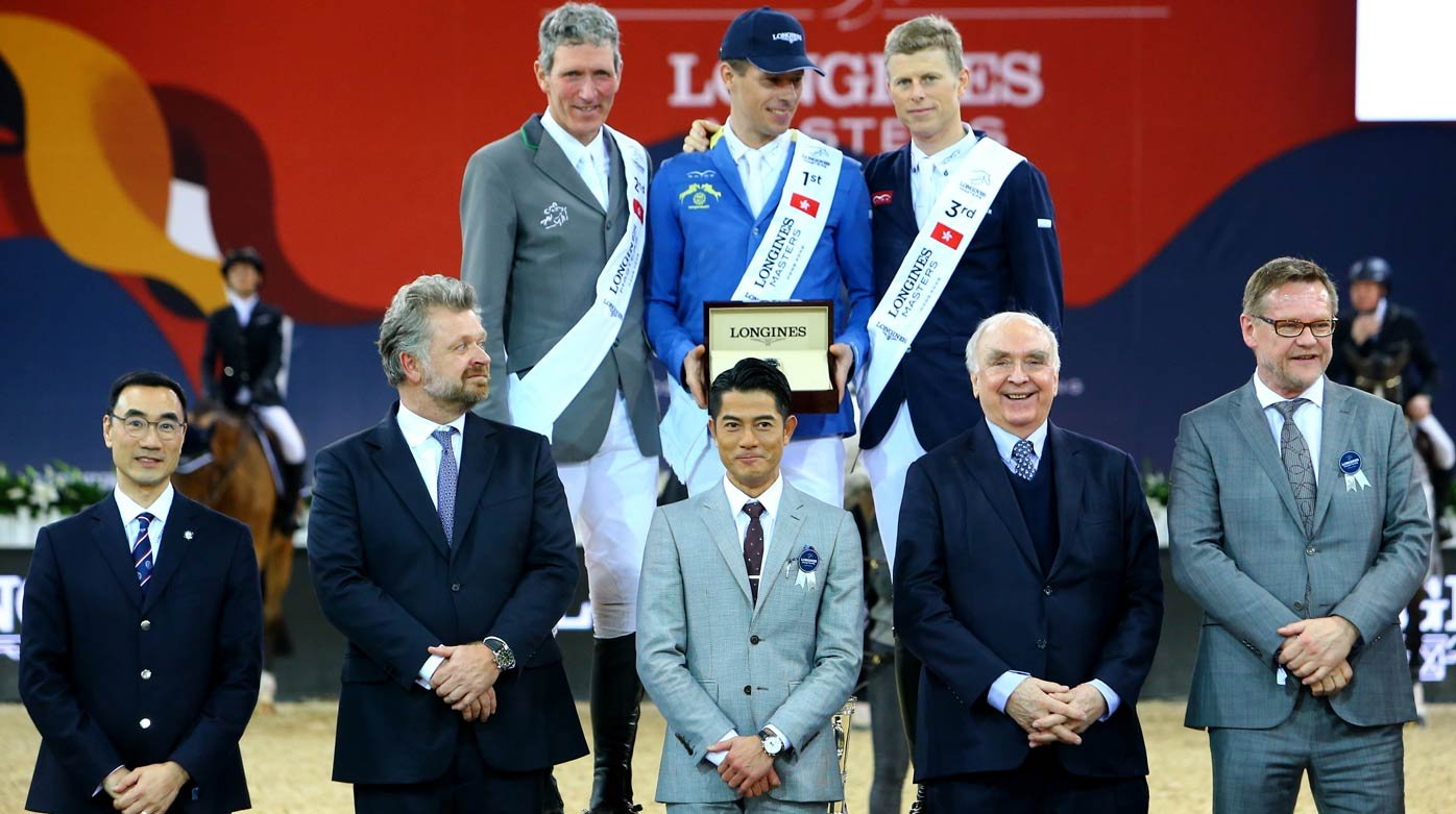 Longines - Tremendous final stage of the Longines Masters