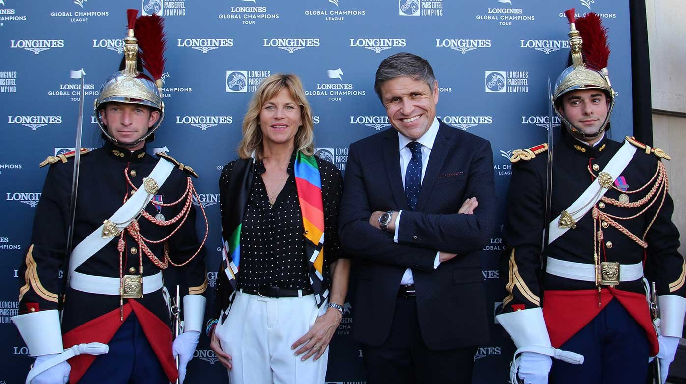 Longines - 5th anniversary of the Longines Paris Eiffel Jumping