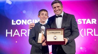 Harry Allen nommé Longines Rising Star 2017 Sport