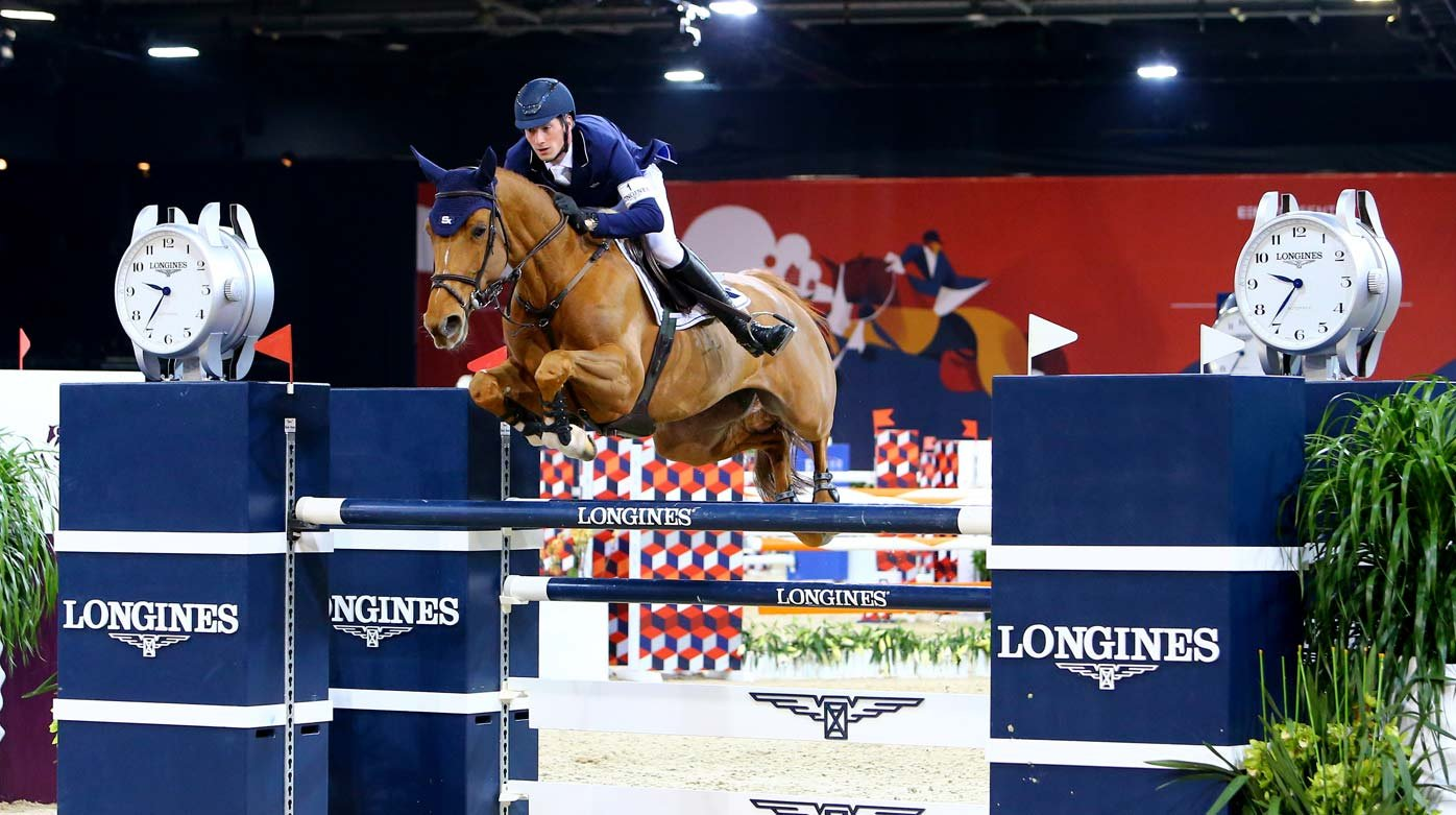 Longines - Longines Speed Challenge in Hong Kong