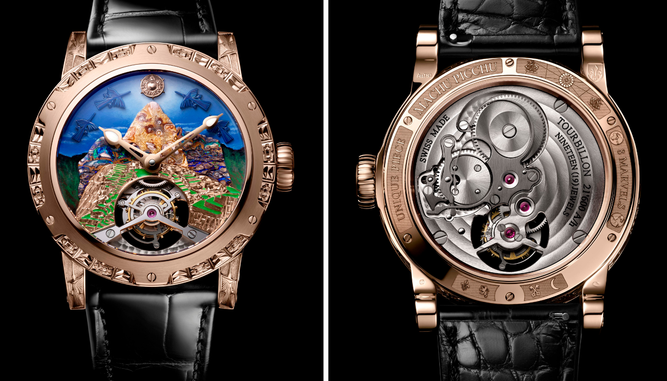 Louis Moinet - 8 Marvels of the World
