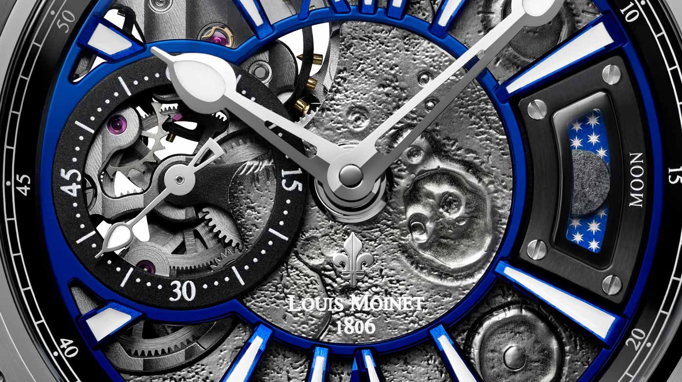 Louis Moinet - The planets align for Louis Moinet