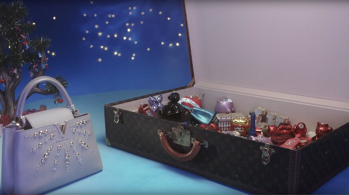 Louis Vuitton - The Enchanted World of Gifts