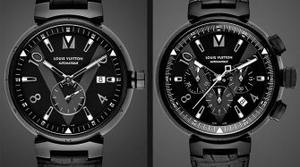 Tambour All Black  Trends and style