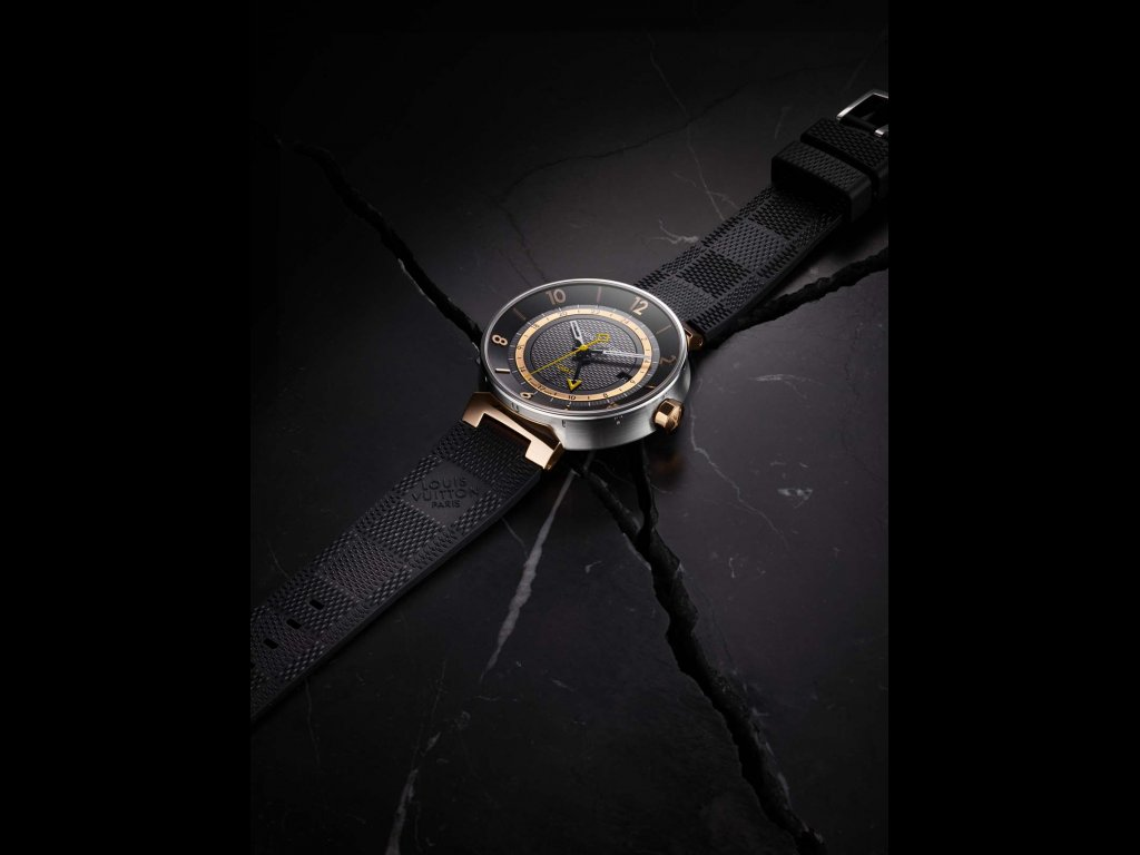 6ac19b7ad183 Louis Vuitton - Tambour Moon - Trends and style - WorldTempus