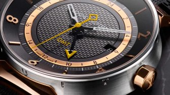 Tambour Moon GMT Trends and style