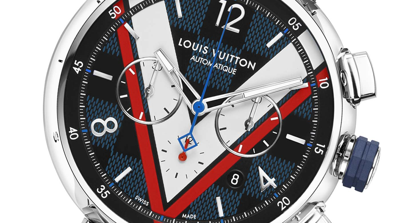 Louis Vuitton - New Tambour Timepieces