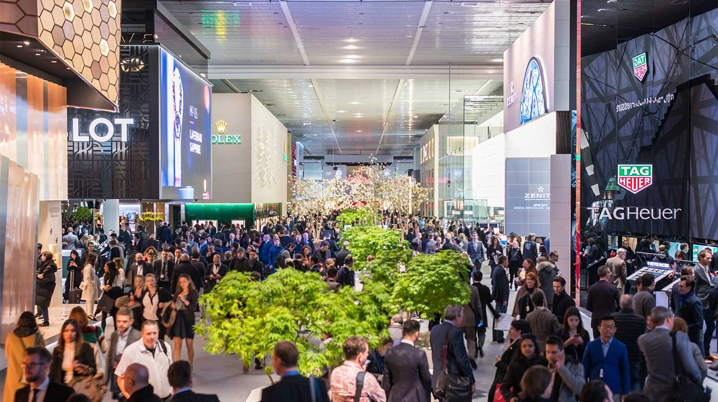 Baselworld - LVMH will be present at Baselworld 2020