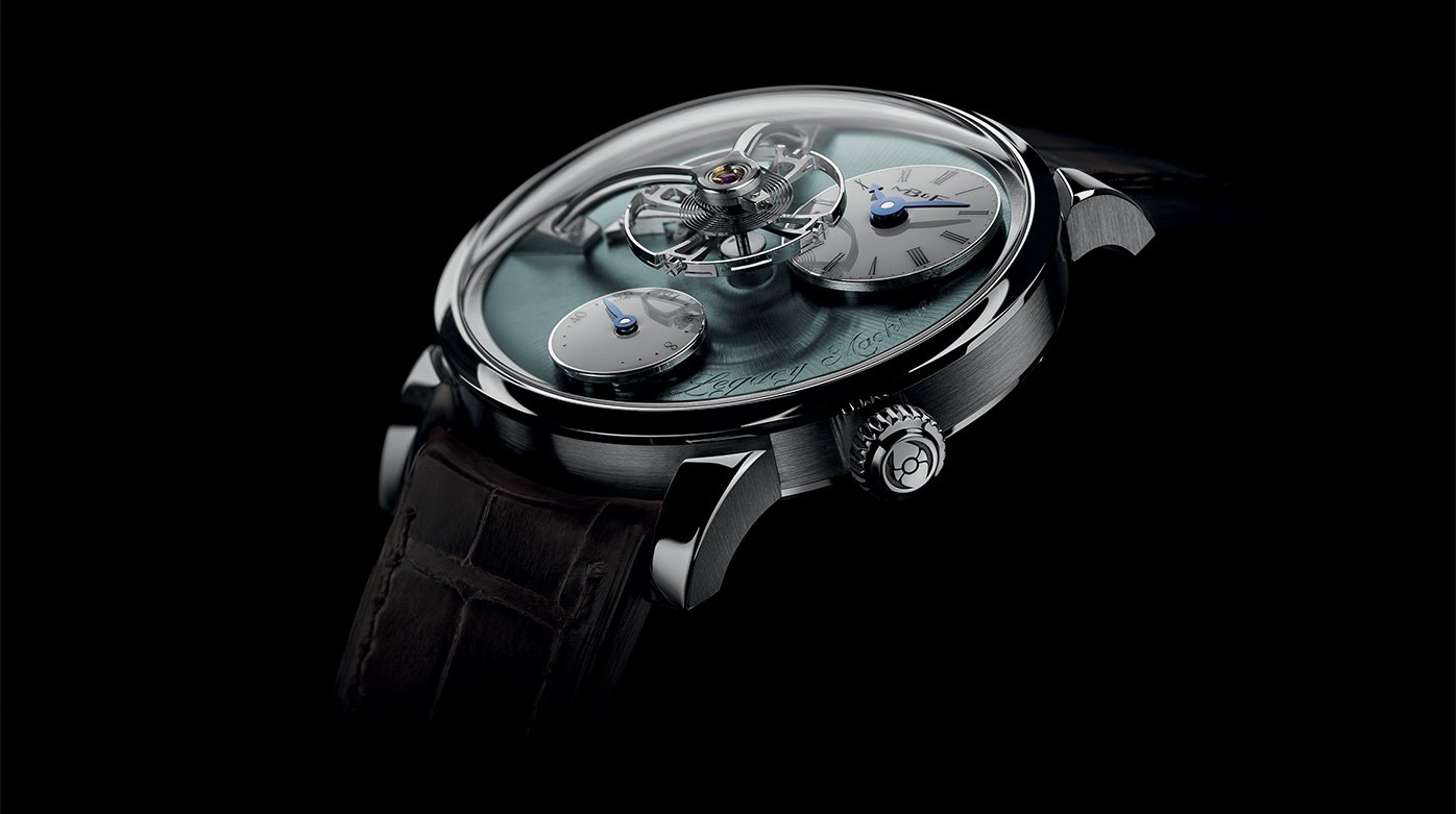 MB&F - Legacy Machine 101