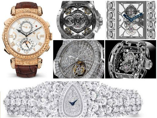 15 years of great content - Million-dollar watches
