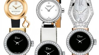 The return of the mini-watch  Trends and style