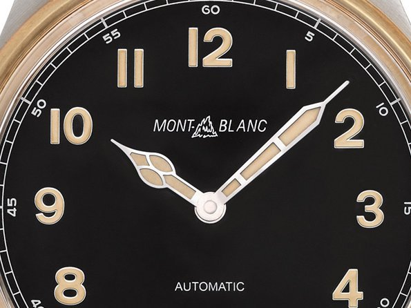 Montblanc - SIHH 2017 preview: Montblanc 1858 Automatic