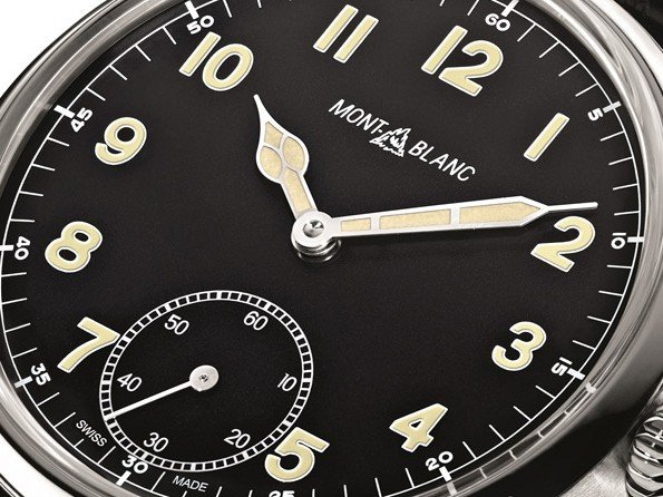 Montblanc - A welcome return from Minerva in the new Montblanc 1858 collection
