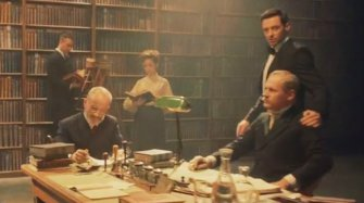 "Video. Hugh Jackman presents ""The Montblanc Story"""