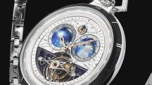 Video. Villeret Tourbillon Cylindrique Pocket Watch 110 Years Edition
